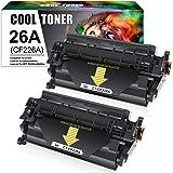 Cool Toner Compatible Toner Cartridge Replacement for HP 26A CF226A 26X CF226X Laserjet Pro M402n M402dn M402dw M402 Laserjet