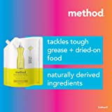Method Dish Pump Refill, Lemon Mint, 1L
