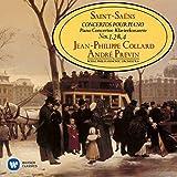サン=サーンス:ピアノ協奏曲全集第1集 ピアノ協奏曲第1番、第2番、第4番(クラシック・マスターズ)