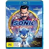 Sonic the Hedgehog (2020) (Blu-ray)