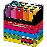 Uni-Ball Uni Posca PC8K Bold Broad Chisel Tip Paint Marker 15-Pieces