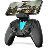IFYOO PS4 Wireless Controller Gamepad Compatible with Mobile Games MFi Games for iPhone/iPad(iOS 13 or Above), Mac OS, Androi