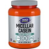 Now Foods Sports, Micellar Casein, Instantized, Natural Unflavored, 816g