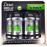 ダヴ メンズ ケア デオドラント エキストラ フレッシュ 76g × 5個 男性用 並行輸入品 Dove Men Care Deodorant, Extra Fresh (2.7 oz., 5 pk.)