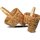 Trademark Innovations Stair Basket Tan