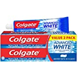 Colgate Toothpaste, Advanced Whitening, 160g, (Pack of 2)
