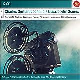 Conducts Classic Film..