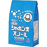 シャボン玉 粉石けん スノール紙袋 1kg