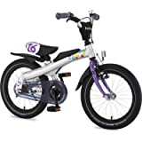 Rennrad Convertible 2 in 1 Balance or Pedal Push Kids Bike 16""