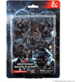 WizKids D and D Icons of The Realms Village Raiders Figure Monster Pack