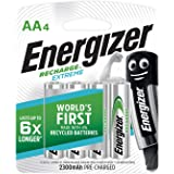 Energizer Energizer Recharge Extreme NH15ERP4 AA (Packaging may vary), 4ct