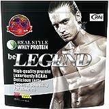 [Amazon限定ブランド] Real Nutrition ビーレジェンド ホエイプロテイン ベリベリベリー風味【1kg】(WPC)
