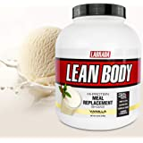 Labrada Nutrition – Lean Body Protein Meal Replacement Shake, Whey Protein Powder for muscle growth and recovery, Vanilla, 4.