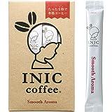 INIC coffee スムースアロマ スティック 12本 【定番のレギュラーブレンド】【パウダーコーヒーの最高峰】【世界のバリスタチャンピオンも採用の味わい】