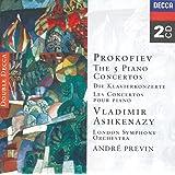 Prokofiev Pno Ctos Nos.1 5