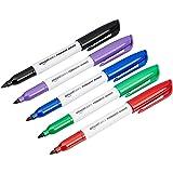 Amazonベーシック 油性マーカーペン 5色12本セット