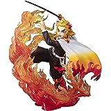 フィギュアーツZERO 鬼滅の刃 煉獄杏寿郎 炎の呼吸 約180mm PVC・ABS製 塗装済み完成品フィギュア BAS61114