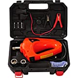 E-HEELP Electric Car Jack Impact Wrench 12V 480N.M Emergency Tool Kit for Car Tire Changes