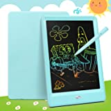 Bravokids Toys for 2-6 Years Old Girls Boys, LCD Writing Tablet 10 Inch Doodle Board, Electronic Drawing Tablet Drawing Pads,