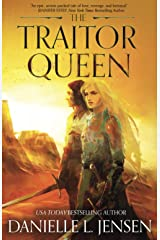 The Traitor Queen First Edition Paperback