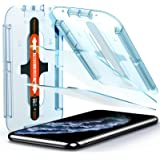 Spigen EZ Fit Tempered Glass Screen Protector for iPhone 11 Pro and iPhone XS and iPhone X - 2 Pack