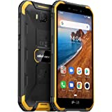 Rugged Smartphone Unlocked, Ulefone Armor X6 (2020) IP68 Waterproof Cell Phone, 5.0 inch, Android 9.0 2GB+16GB, 5000mAh Batte