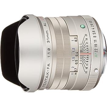 PENTAX リミテッドレンズ 広角~標準単焦点レンズ FA31mmF1.8AL Limited シルバー Kマウント フルサイズ・APS-Cサイズ 20280
