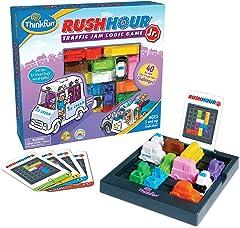 ThinkFun 44005041 Rush Hour Jr Board Game