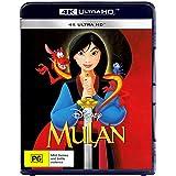 Mulan (4K)(Animated) TBC
