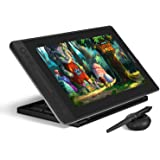 Huion KAMVAS Pro 13 GT-133 Graphics Drawing Monitor Tilt Function Battery-Free Stylus 8192 Pen Pressure - 13.3 Inches(Stand n