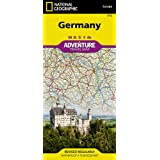 National Geographic Adventure Map Germany