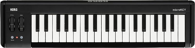 KORG USB MIDI キーボード microKEY2-37 マイクロキー2 37鍵