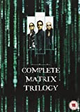 Matrix Trilogy (The Matrix, Matrix Reloaded, Matrix Revolutions) [Import anglais]