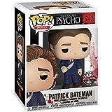 Funko Pop! Movies American Psyco Patrick Bateman in Suit with Knife Exclusive