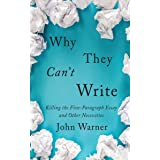 Why They Can't Write