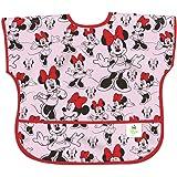 Bumkins Junior Bib, Short Sleeve Toddler Bib, Smock, Waterproof, Washable, Stain and Odor Resistant