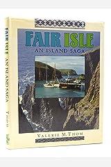 Fair Isle: An Island Saga Hardcover