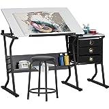 Studio Designs 13364 Eclipse Center, Black with White