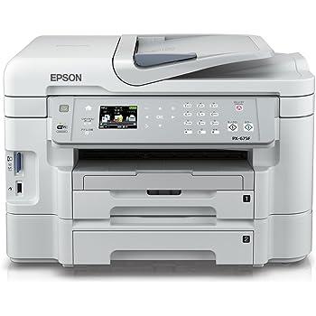EPSON A4ビジネスインクジェットFAX複合機 PX-675F