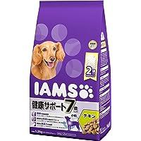 アイムス (IAMS) ドッグフード 7歳以上用 健康サポート 小粒 チキン シニア犬用 1.2kg
