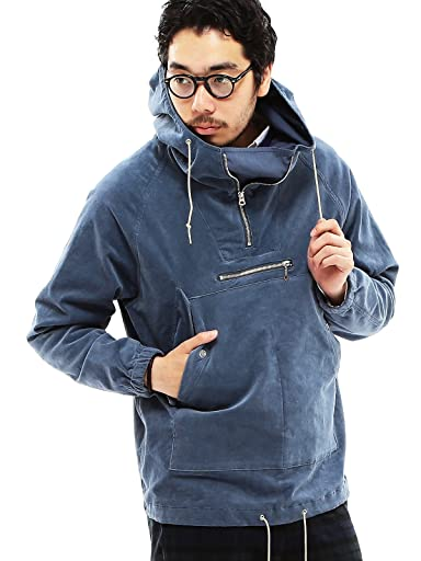 Beams Corduroy Anorak 11-18-1026-139