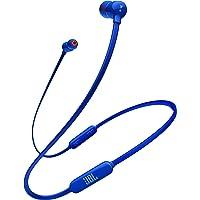 JBL TUNE110BT Bluetooth イヤホン ワイヤレス/マイクリモコン付き/マグネット搭載 ブルー JBL…