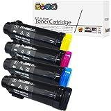 【インクのチップス】 NEC 用 PR-L5800C 互換トナー 【重合トナーパウダー採用・4色セット】 ISO14001/ISO9001認証工場生産商品 1年保証 対応機種: MultiWriter 5800C / PR-L5800C