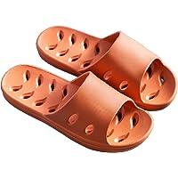 [Qesquilo] スリッパ 水切り サンダル ベランダ 穴あき 抗菌防臭 通気衛生 超軽量 静音 滑り止め 履きやす…