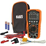 Digital Multimeter TRMS/Low Impedance, (TRMS) technology for increased accuracy, Klein Tools MM700