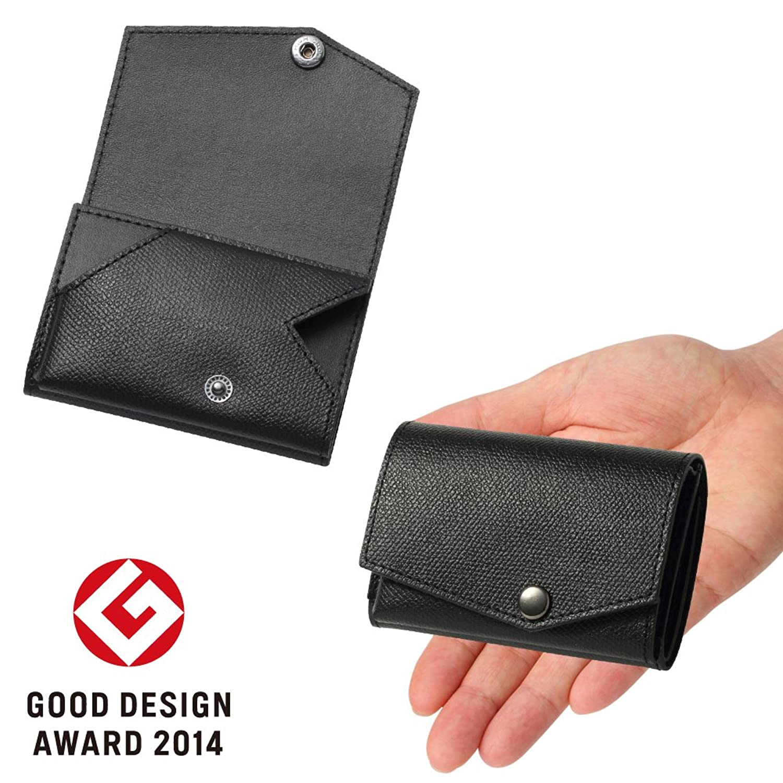 極小の三つ折り財布『小さい財布』