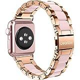 【Amazon限定ブランド】Apple Watch バンド/アップルウォッチ 6 バンド,Wearlizer アップルウォッチ iwatch,Apple Watch 6/5/4/3/2/1対応 アップルウォッチ 5 apple watch 4 バン