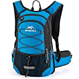 RUPUMPACK Insulated Hydration Backpack Pack with BPA Free 2L Water Bladder - Keeps Liquid Cool Up to 4 Hours, Fit Outdoor Gea