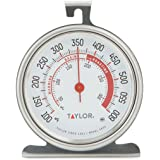 Taylor Precision Products Classic Series Large Dial Thermometer for Oven