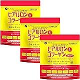 ファイン ヒアルロン&コラーゲン+還元型コエンザイムQ10 袋タイプ ヒアルロン酸 コラーゲン エラスチン サプリ 粉…